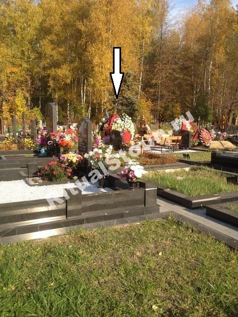 Николо-Архангельское кладбище как найти могилу Жанны Фриске. Захоронение Жанны Фриске...