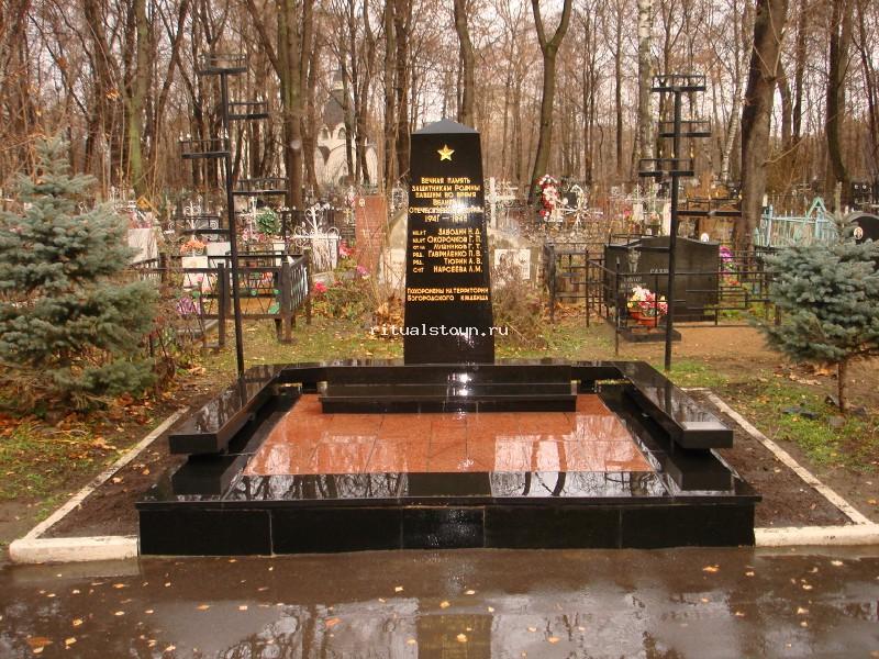 Новобогородское кладбище официальный сайт установка оград изготовление фото для памятников у детей