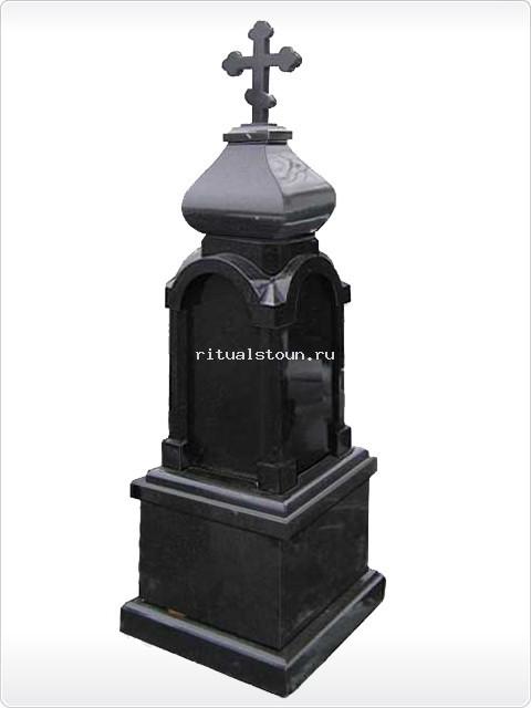 Лампадка из покостовского гранита Китай-город Мраморный крестик Старый Оскол